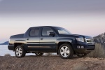 2013 Honda Ridgeline - Static Front Right Three-quarter View